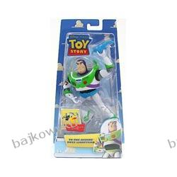 BUZZ ASTRAL - TOY STORY firmy MATTEL R6779