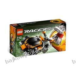 LEGO RACERS - ZŁO + WYRZUTNIA 7971