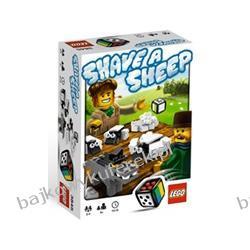 GRA LEGO - SHAVE A SHEEP 3845 INSTRUKCJA PL