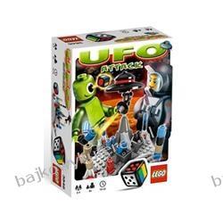 GRA LEGO 3846 - UFO ATTACK INSTRUKCJA PL