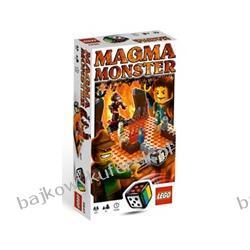 GRA LEGO 3847 - MAGMA MONSTER - INSTRUKCJA PL