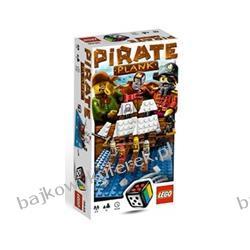 GRA LEGO 3848 - PIRATE PLANK - INSTRUKCJA PL