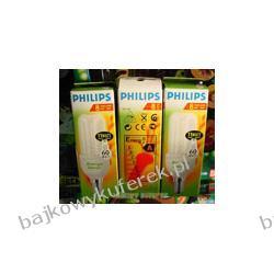 Philips Genie 8 lat 827 E14 11W - Kompaktowa świetlówka energooszczędna -  PHILIPS