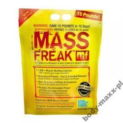 PVL MASS FREAK 6800 GR + LEPSZY OD MUTANT MASSA !!