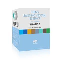 Banting Vegetal Essence Tablet (180 tabletek) Układ pokarmowy