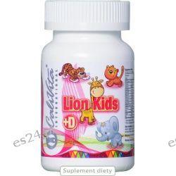Lion Kids + D (90 tabletek)