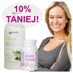 Beauty Formula /90 tabletek/+ Hand & Body Lotion  Skóra, włosy, paznokcie