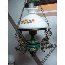 Lampa ,żyrandol z Holandii !!!