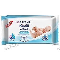 Cleanic Dzidziuś chusteczki dla niemowląt Skin Balance kompleks witamin 72szt.