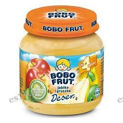 Bobo Frut deser jabłko i gruszka po 4. miesiącu 130g