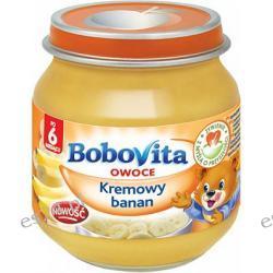BoboVita deser kremowy banan po 6. miesiącu 125g
