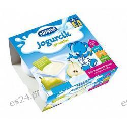 Nestle Misiowy Jogurcik jogurt dla dzieci gruszka po 6. miesiącu 400g