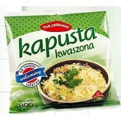 M&R.Lutkiewicz Kapusta Kwaszona 800g