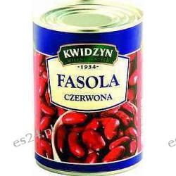 Kwidzyn Fasola czerwona w puszce 400g