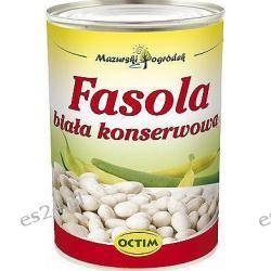 Octim Mazurski ogródek Fasola Biała konserwowa 400g
