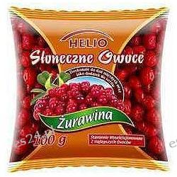 Helio Słoneczne Owoce żurawina 100 g 100g