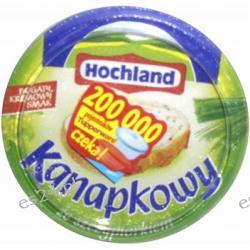 Hochland Kanapkowy serek kremowy ze szczypiorkiem 150g