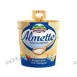 Hochland, Almette serek kremowy śmietankowy 150g