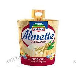 Hochland, Almette serek kremowy z chrzanem 150g