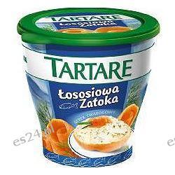 Tartare serek twarogowy Łososiowa Zatoka 150g