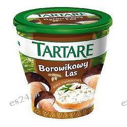 Tartare serek twarogowy Borowikowy Las