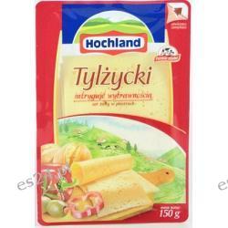 Hochland ser żółty w plastrach tylżycki 150g