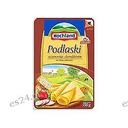 Hochland ser żółty w plastrach podlaski 150g