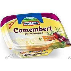 Hochland Ser topiony do smarowania Camembert 150g