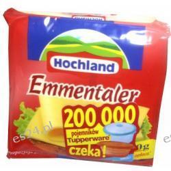 Hochland serek topiony w plastrach emmentaler 150g
