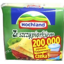 Hochland serek topiony w plastrach ze szczypiorkiem 150g