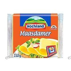 Hochland serek topiony w plastrach maasdamer 150g