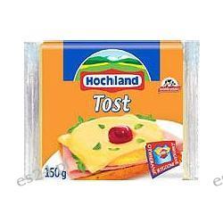 Hochland serek topiony w plastrach tost 150g