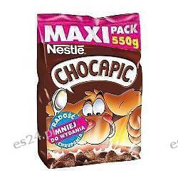 Nestle chocapic czekoladowe płatki śniadaniowe 550g