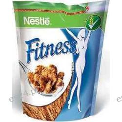 Nestle Fitness płatki śniadaniowe z pełnego ziarna pszenicy 200g