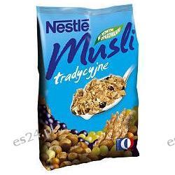 Nestle musli płatki śniadaniowe tradycyjne 350g