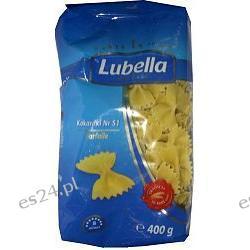 Lubella makaron Kokardki nr 51 (Farfalle) 400g