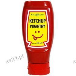 Octim Mazurski ogródek Ketchup Pikantny 450g