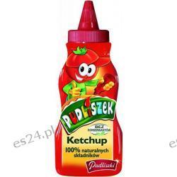Pudliszek ketchup bez konserwantów dla dzieci 320g