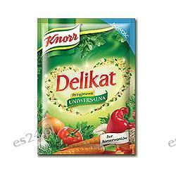 Delikat Knorr przyprawa do mięs i innych potraw 75g