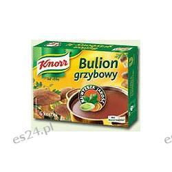 Knorr bulion grzybowy 6szt.