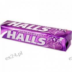 Halls cukierki porzeczka 33g
