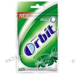 Orbit Spearmint guma do żucia w drażetkach o smaku mięty 35g