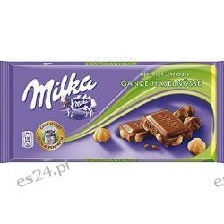 Milka czekolada mleczna z całymi orzechami 100g