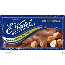 Wedel Luksusowa czekolada z całymi orzechami 100g 100g
