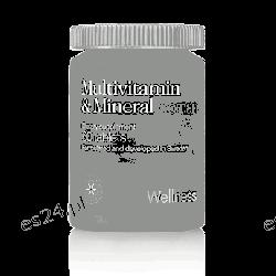 Multiwitaminy i minerały dla kobiet - suplement diety