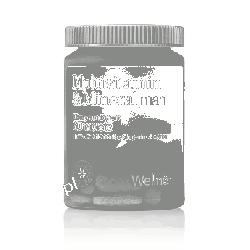 Multiwitaminy i minerały dla panów - suplement diety