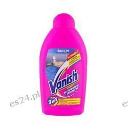 Vanish, Szampon do dywanów i tapicerki 3 w 1, 400 ml