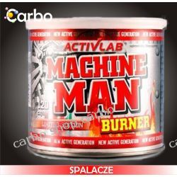 ACTIVELAB Machine Man Burner