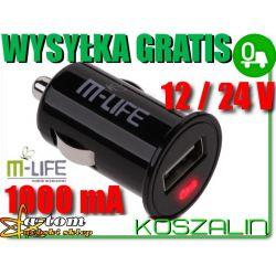 ładowarka samochodowa USB MOTOROLA RAZR XT910 V8