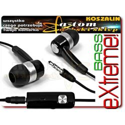 Słuchawki eXtBass HF SAMSUNG GALAXY Ace 3 S7270